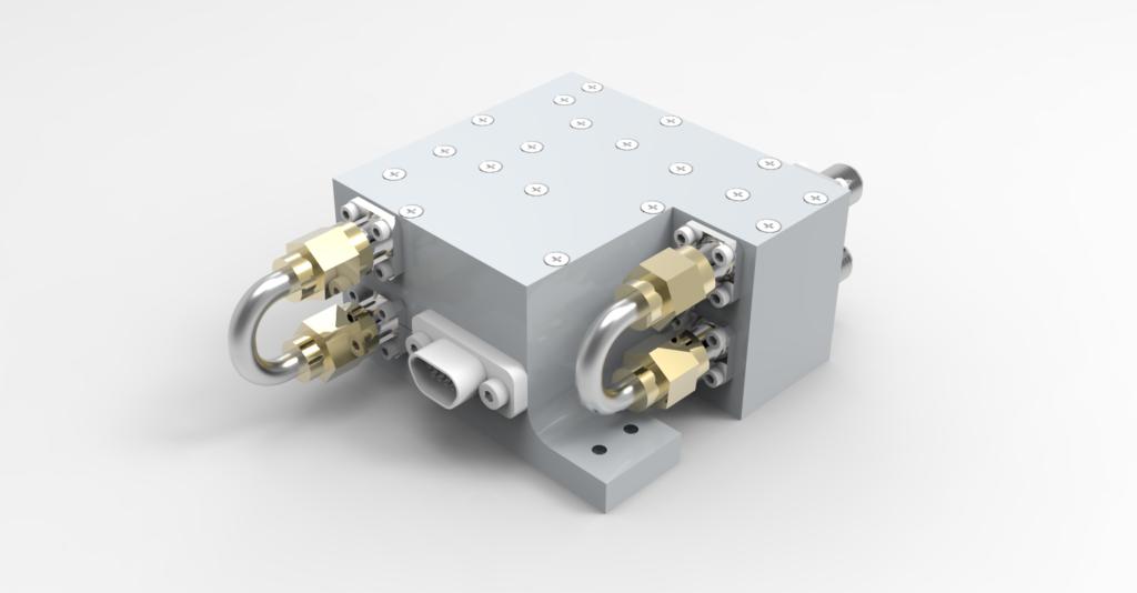 DETI Microwave reverse engineering