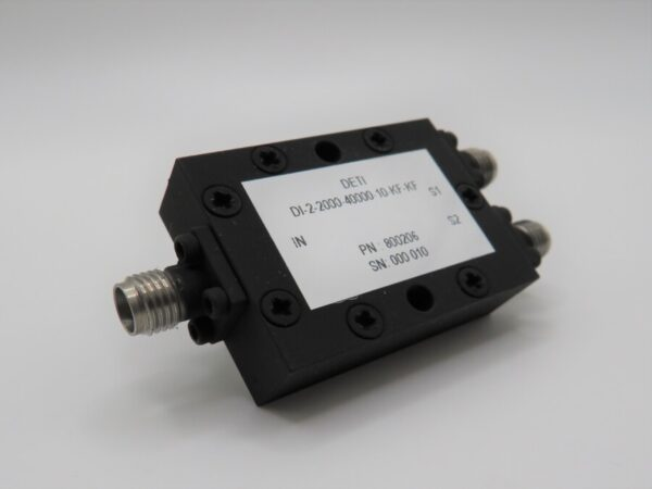 DETI MICROWAVE 2-WAY POWER DIVIDER 2-40 GHz 800206