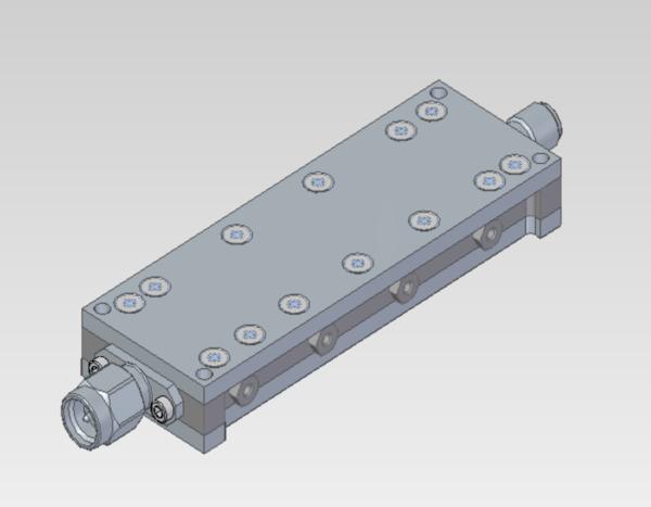 DETI MICROWAVE BANDSTOP FILTER 7,9-8,4 GHz 800141
