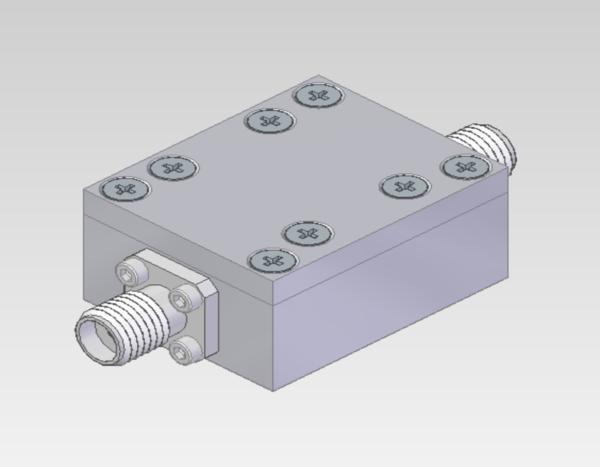 DETI MICROWAVE HIGHPASS FILTER 0.5-18GHz 800192