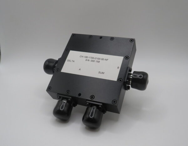 DETI MICROWAVE HYBRID COUPLER 1,7-2,1 GHz 001695
