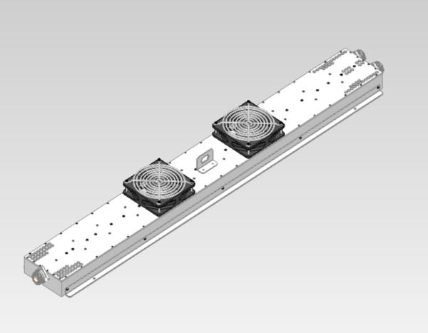 DETI MICROWAVE MULTI OCTAVE BROADBAND COMBINER 80-1000 MHz 001549