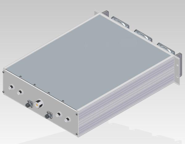 DETI MICROWAVE MULTI_OCTAVE BROADBAND COMBINER 1-30 MHz 011167