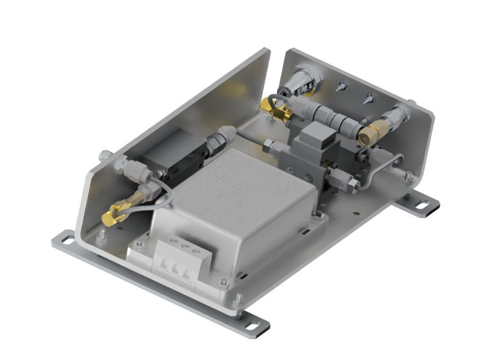 DETI Microwave - platine amplificateur